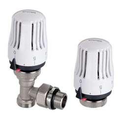 Cabezal termostático Standard Sensor. Emetti