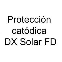 Protección catódica DX Solar FD