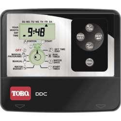DDC-6-220 programador Interior TORO de 6 estaciones.