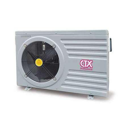 Starline6 bomba de calor aire agua de instalaci n en for Instalacion de bomba de calor para piscinas