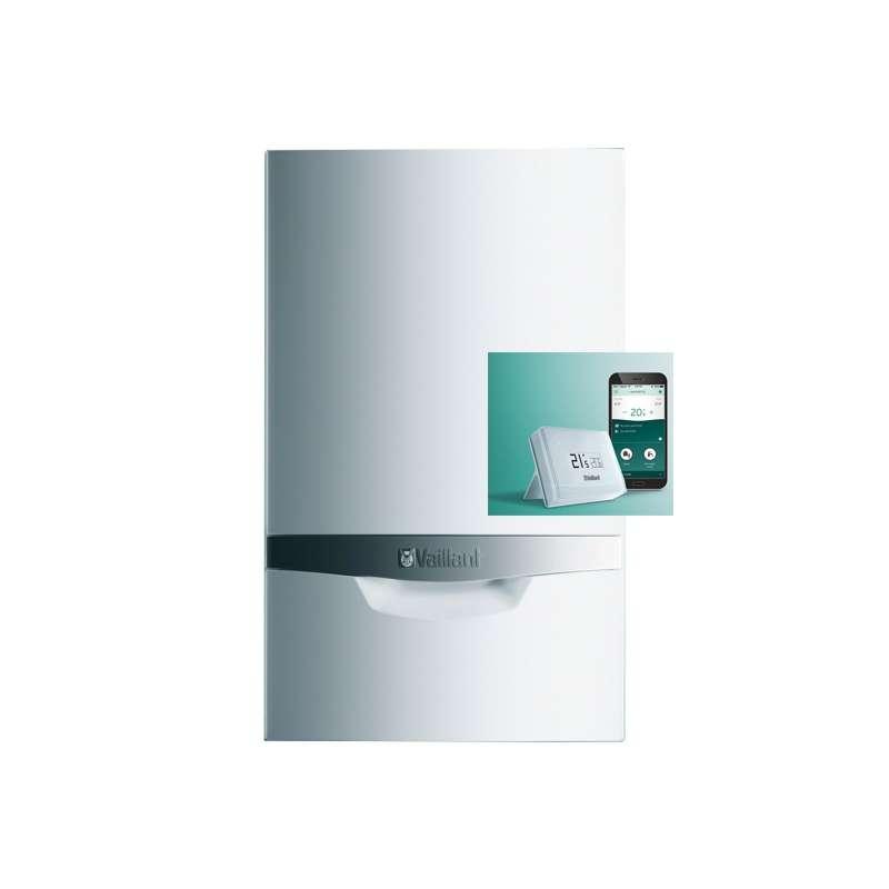 Caldera mixta 24 kw termostato wifi vsmart ecotec plus for Termostato caldera wifi