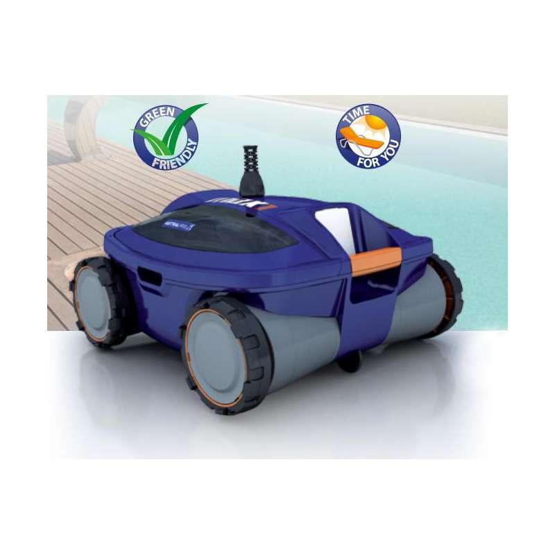 Max1 robot autom tico limpiafondos de piscinas - Limpiafondo piscina automatico ...
